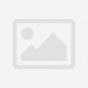 Giraf Zazu met sterren/bloemen - jadegroen (naam optioneel) (60x60cm)